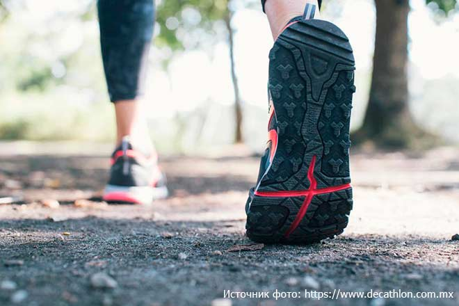 b9e1d7990 Здоровье суставов зависит, в том числе, от качества обуви. Конечно, при скандинавской  ходьбе нагрузка на суставы гораздо меньше, чем при беге и обычном ...