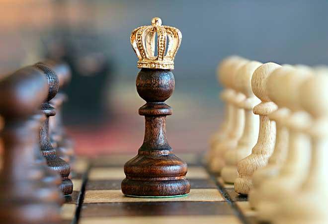 Король на доске